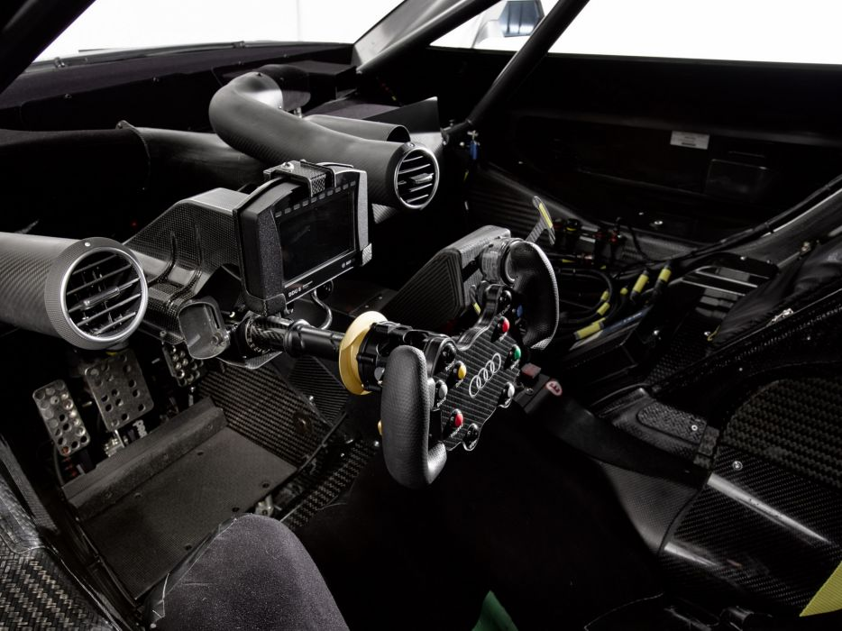 2013 Audi RS5 Coupe DTM race racing interior wallpaper