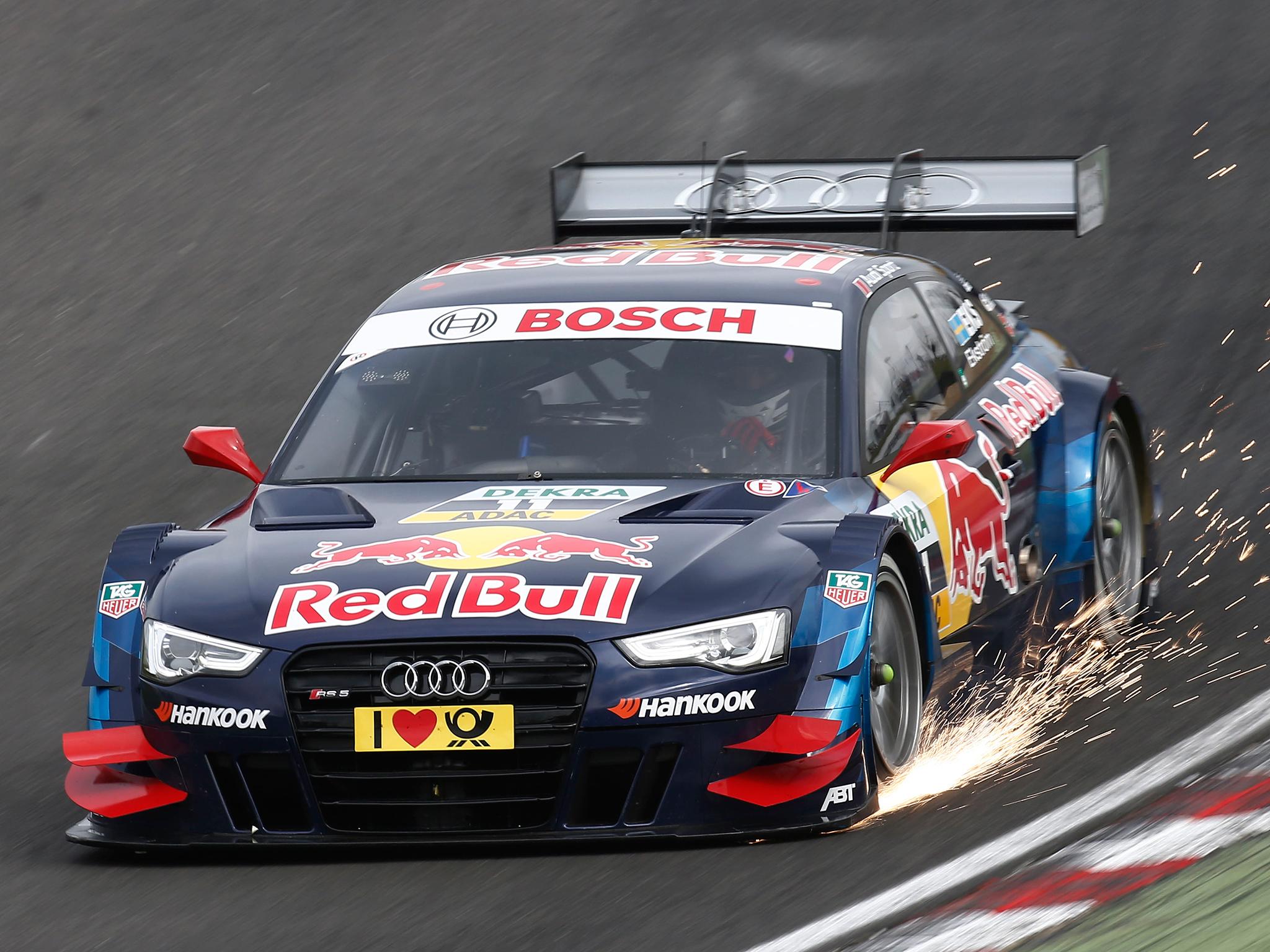 2013 Audi Rs5 Coupe Dtm Race Racing Wallpaper 2048x1536