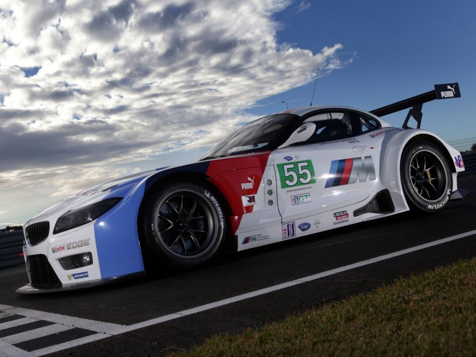 2013 BMW Z-4 GTE E89 race racing f wallpaper