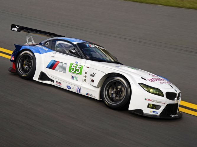 2013 BMW Z-4 GTE E89 race racing a wallpaper