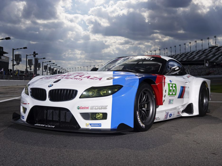 2013 BMW Z-4 GTE E89 race racing r wallpaper