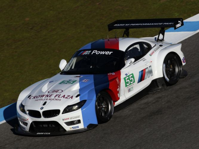 2013 BMW Z-4 GTE E89 race racing s wallpaper