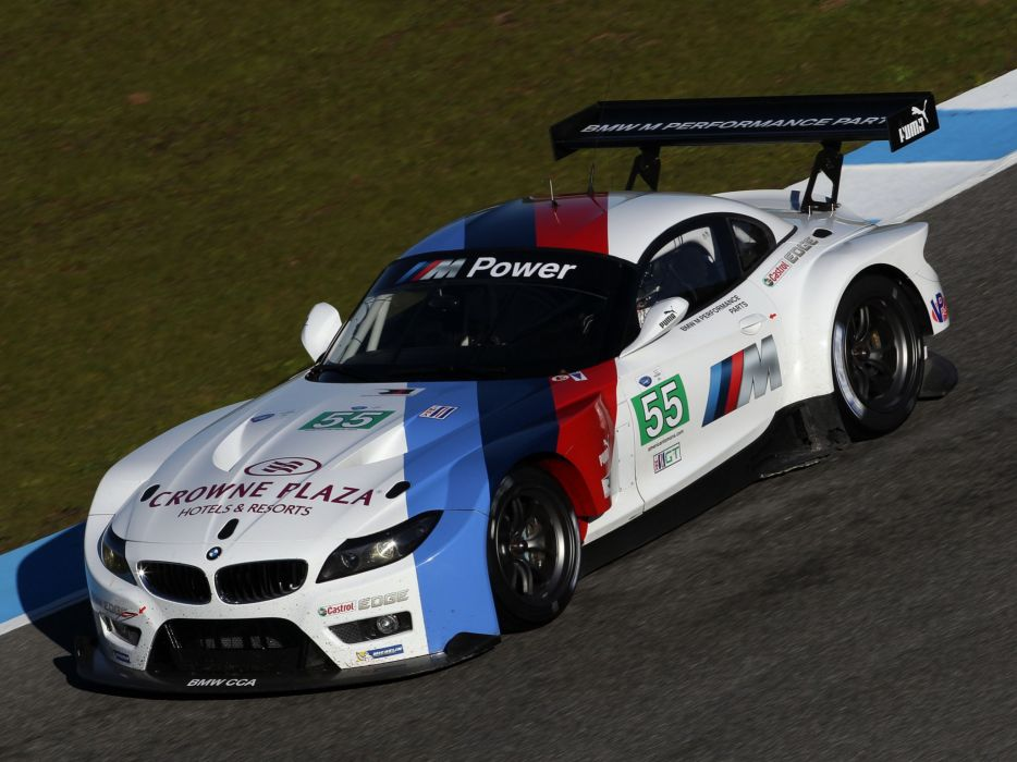2013 BMW Z-4 GTE E89 race racing s wallpaper
