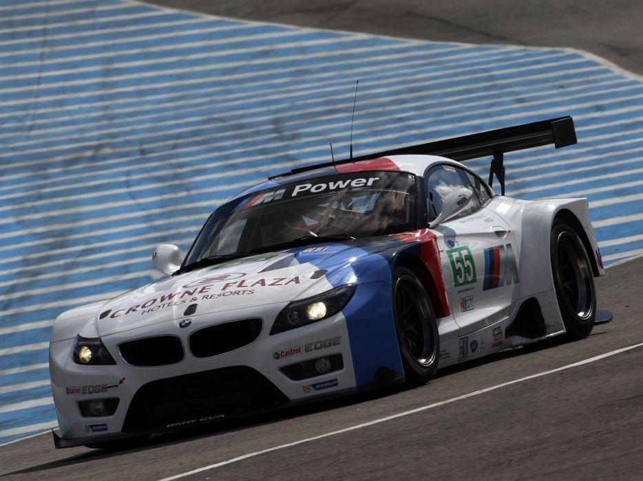 2013 BMW Z-4 GTE E89 race racing v wallpaper