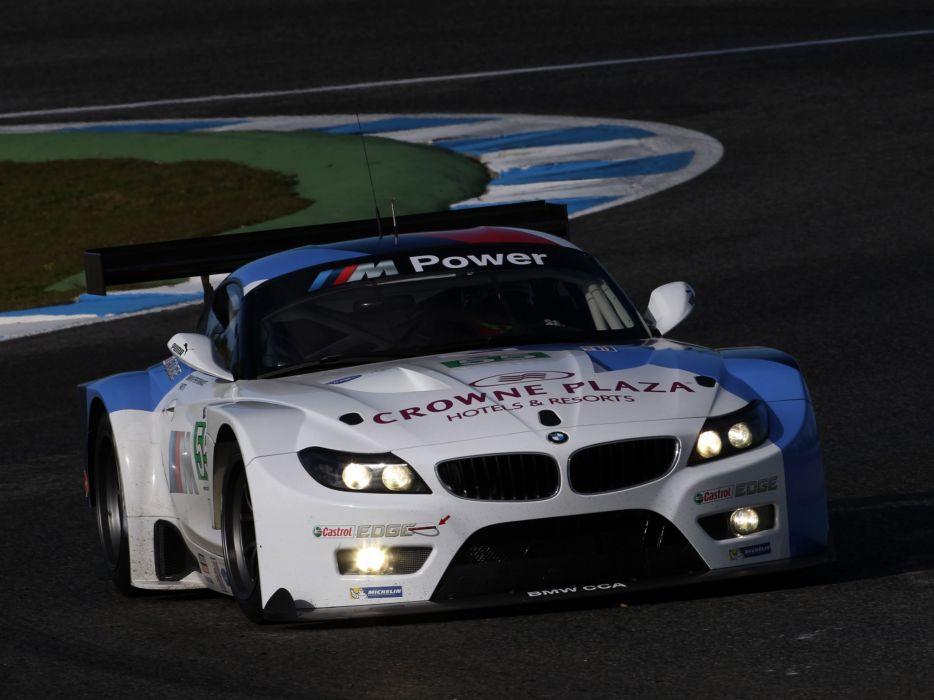 2013 BMW Z-4 GTE E89 race racing w wallpaper