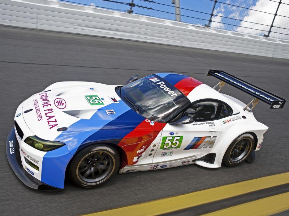 2013 BMW Z-4 GTE E89 race racing y wallpaper