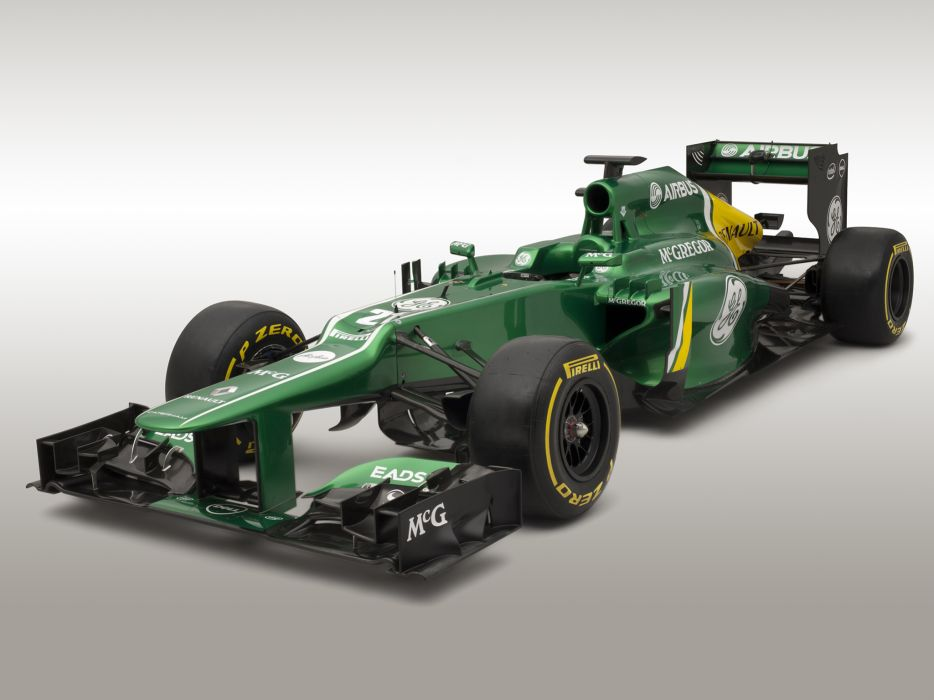 2013 Caterham CT03 formula one race racing    ge wallpaper