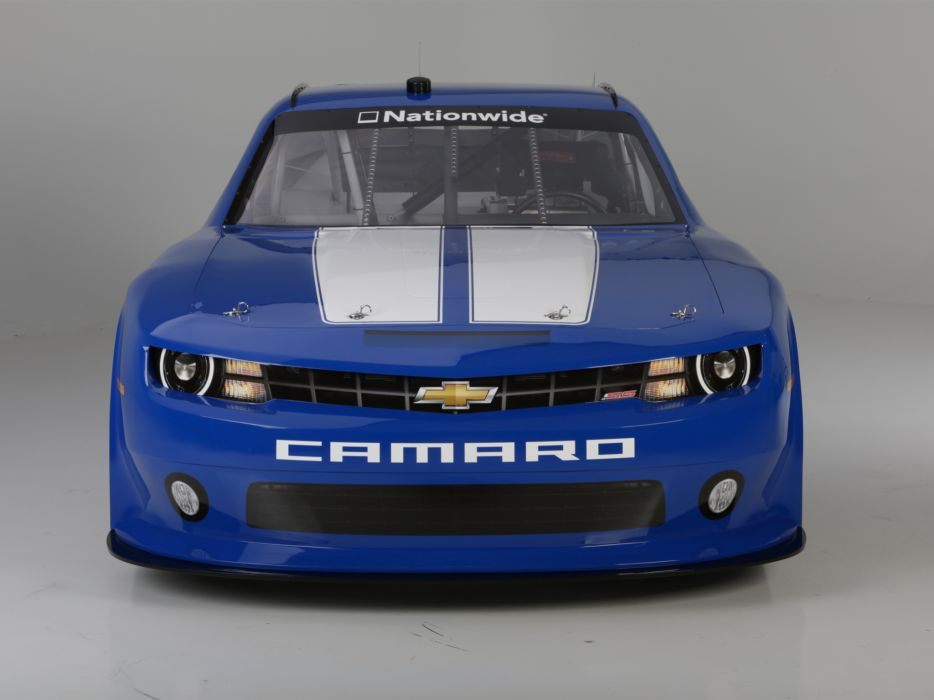 2013 Chevrolet Camaro NASCAR Nationwide Series race racing wallpaper