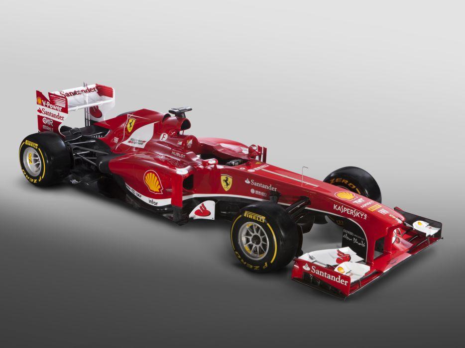 2013 Ferrari F138 formula one race racing     g wallpaper