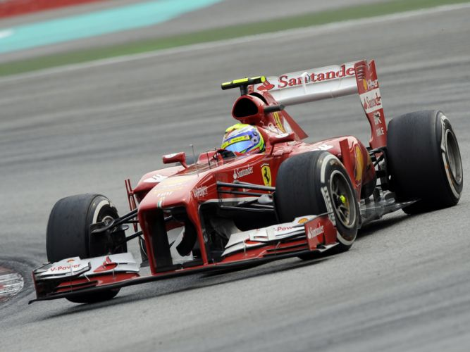 2013 Ferrari F138 formula one race racing q wallpaper