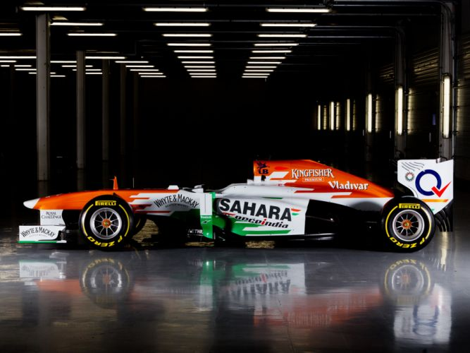 2013 Force India VJM06 formula one race racing g wallpaper
