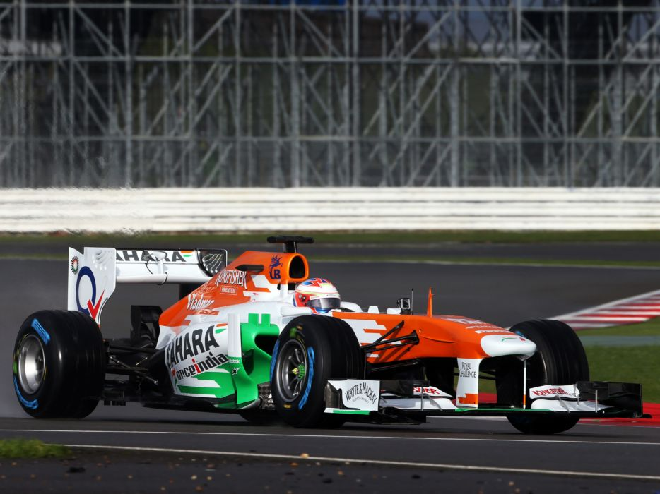 Sahara Force India F1 Zoom Background 6