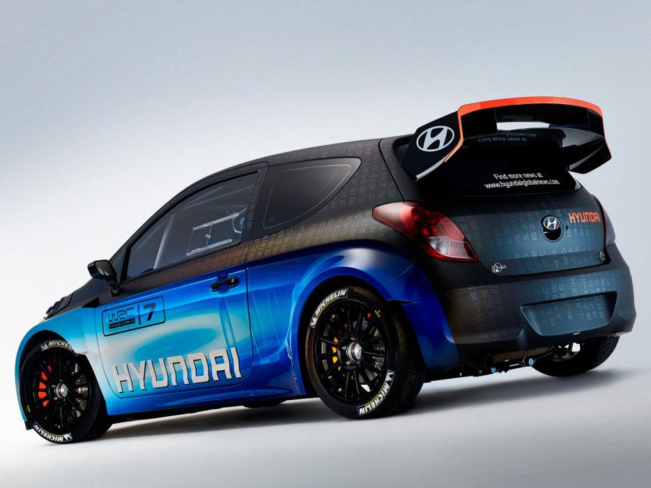 2013 Hyundai i20 WRC race racing tuning   g wallpaper