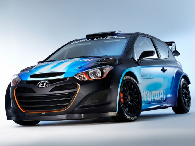 2013 Hyundai i20 WRC race racing tuning wallpaper