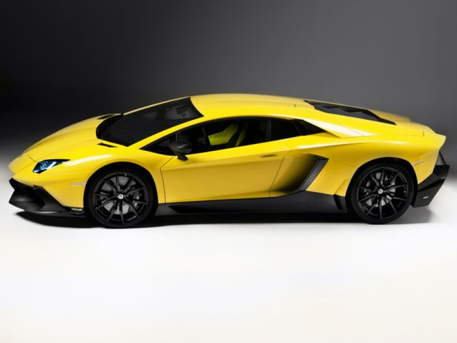 2013 Lamborghini Aventador LP720-4 g wallpaper