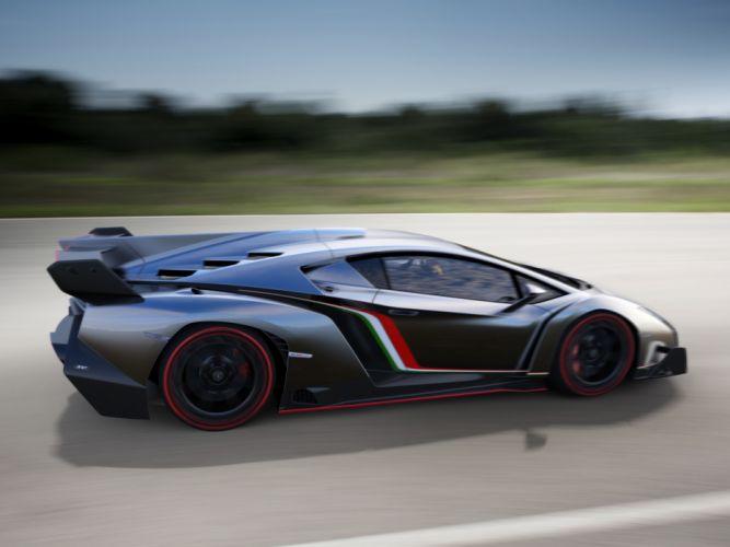 2013 Lamborghini Veneno supercar supercars hg wallpaper