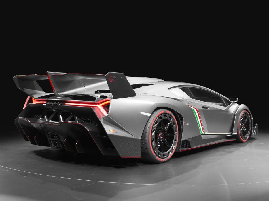 2013 Lamborghini Veneno supercar supercars wallpaper