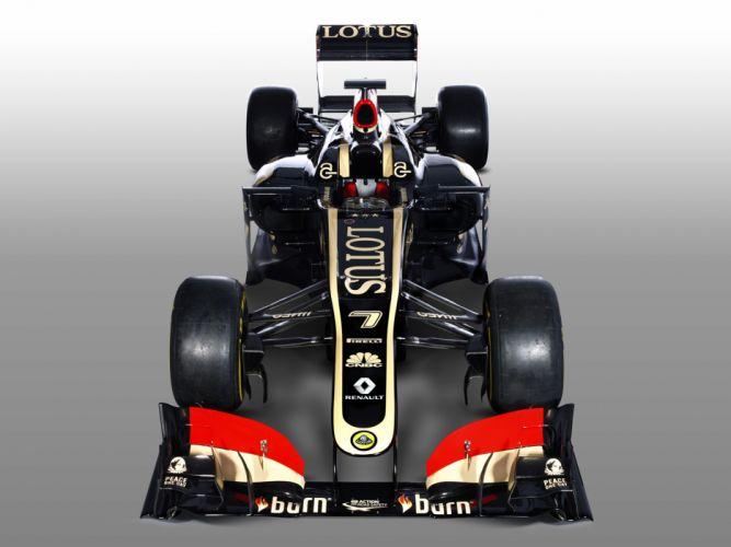 2013 Lotus E21 Formula One race racing b wallpaper