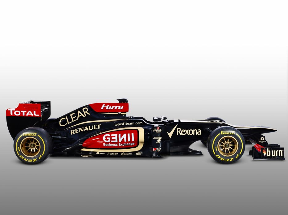 2013 Lotus E21 Formula One race racing q wallpaper