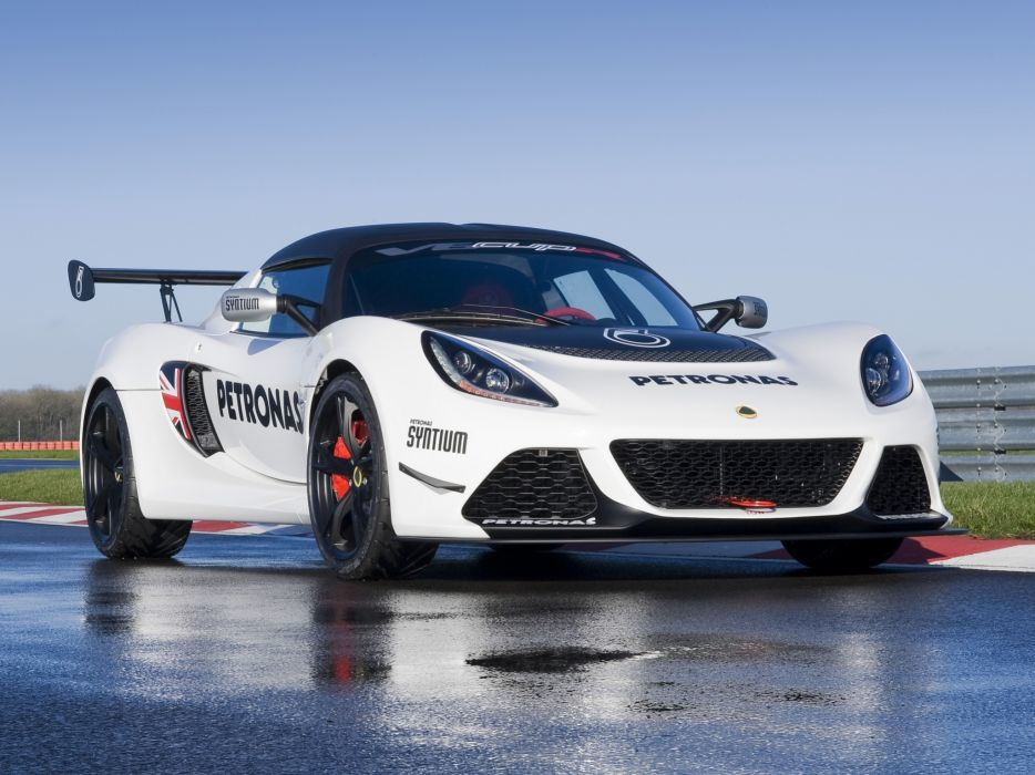 2013 Lotus Exige V-6 Cup-R race racing supercar supercars wallpaper