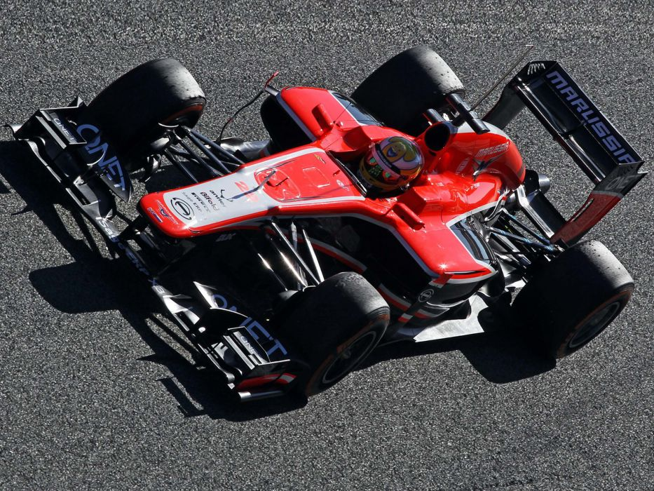 2013 Marussia MR02 formula one race racing   f wallpaper