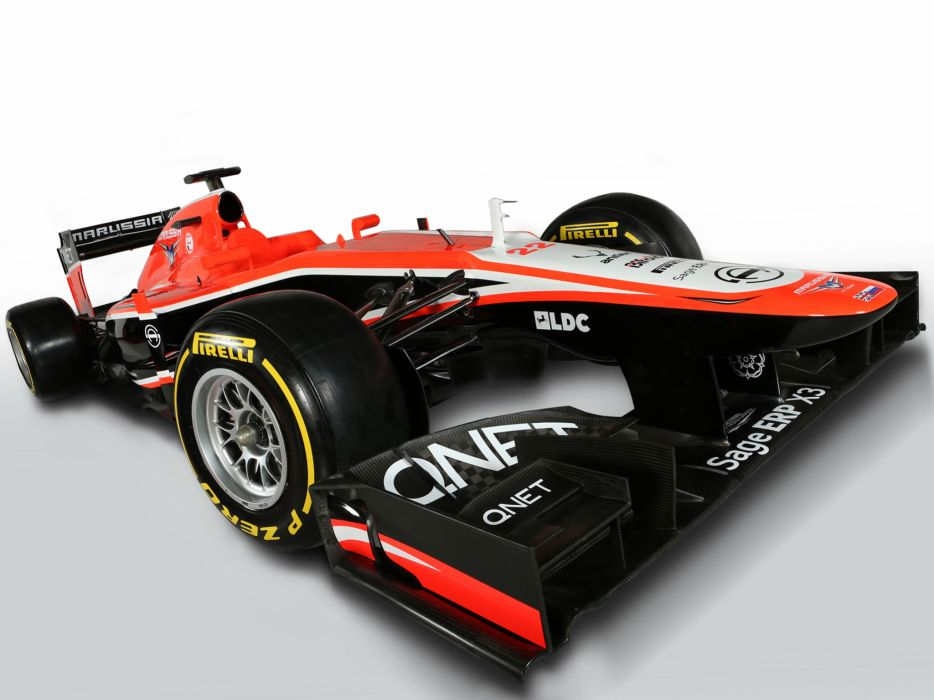 2013 Marussia MR02 formula one race racing r wallpaper