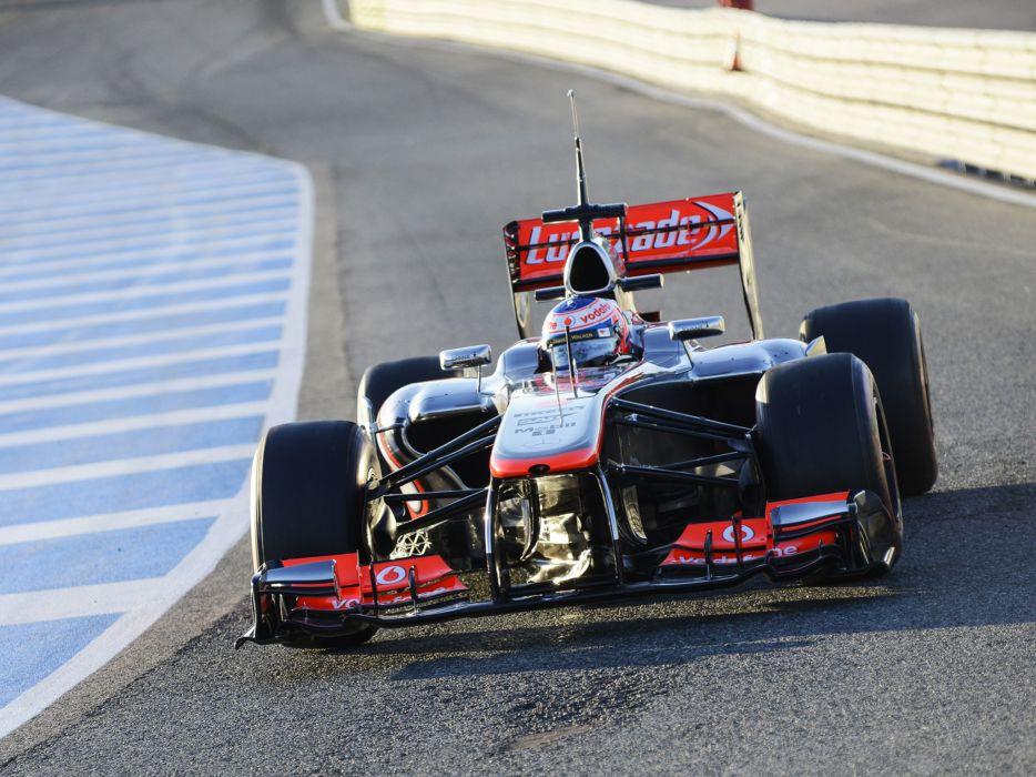 2013 McLaren MP4-28 formula one race racing v wallpaper