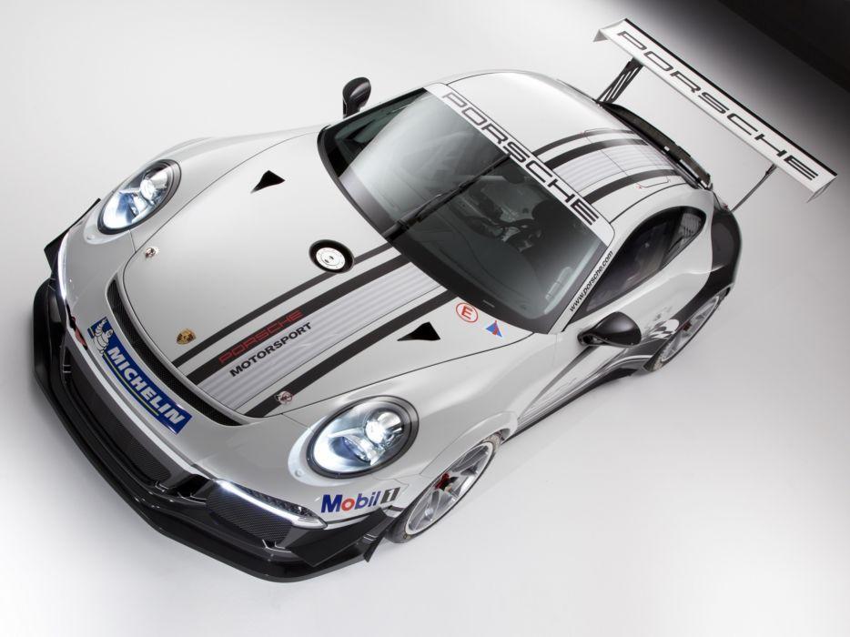 2013 Porsche 911 GT3 Cup 991 race racing w wallpaper