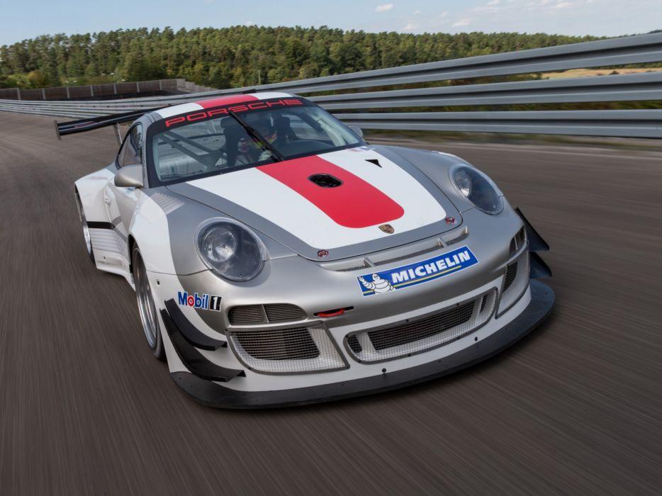 2013 Porsche 911 GT3 R 997 race racing   h wallpaper