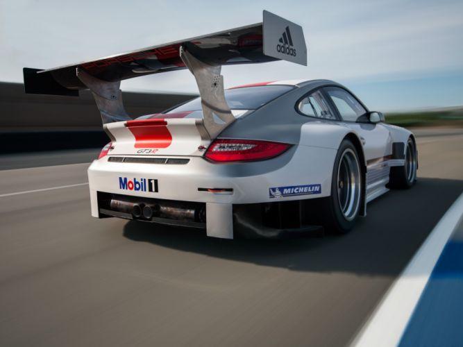 2013 Porsche 911 GT3 R 997 race racing a wallpaper