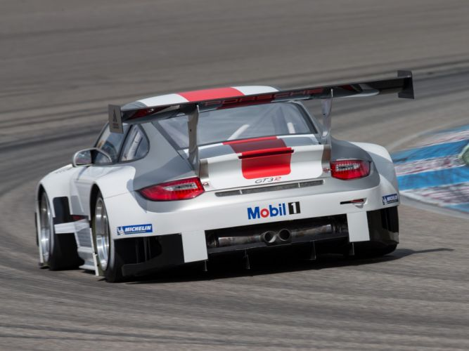2013 Porsche 911 GT3 R 997 race racing t wallpaper