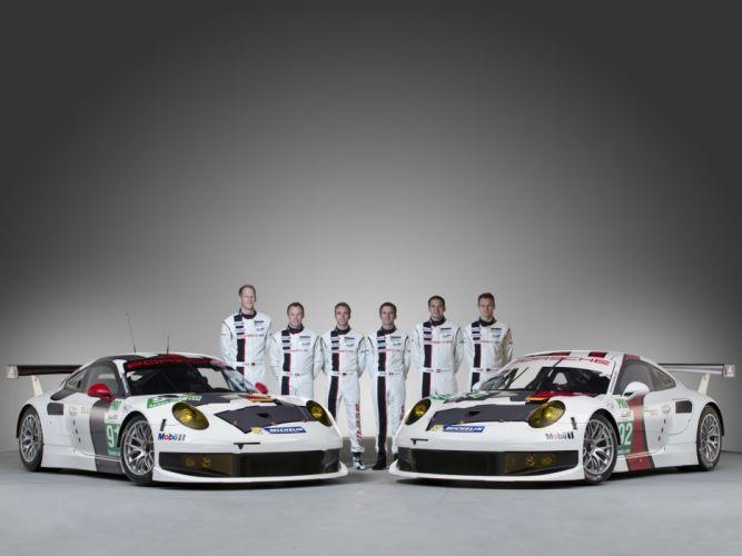 2013 Porsche 911 RSR 991 race racing g wallpaper