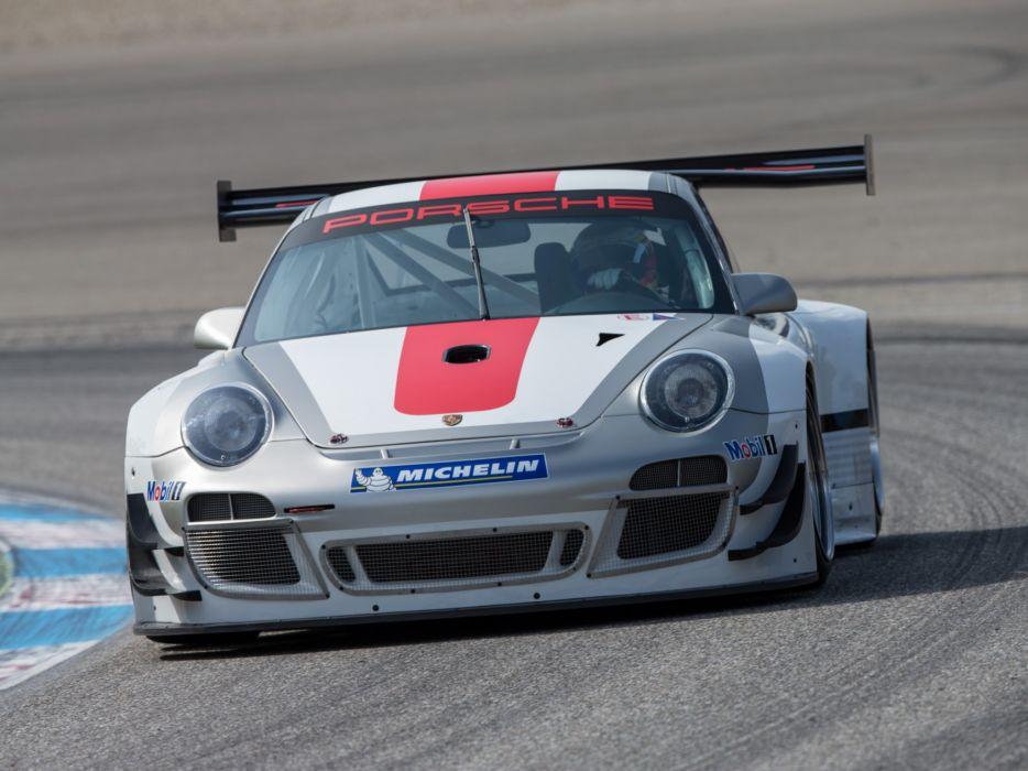 2013 Porsche 911 GT3 R 997 race racing wallpaper