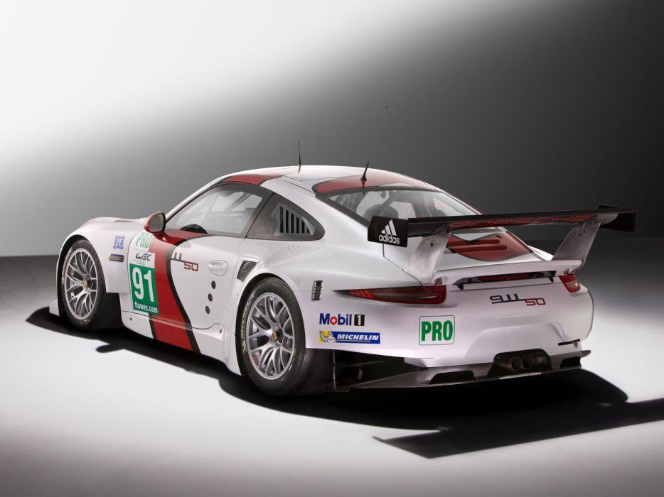 2013 Porsche 911 RSR 991 race racing e wallpaper