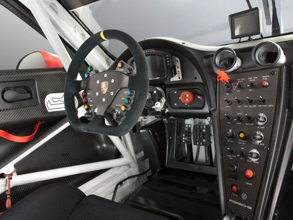 2013 Porsche 911 RSR 991 race racing interior wallpaper
