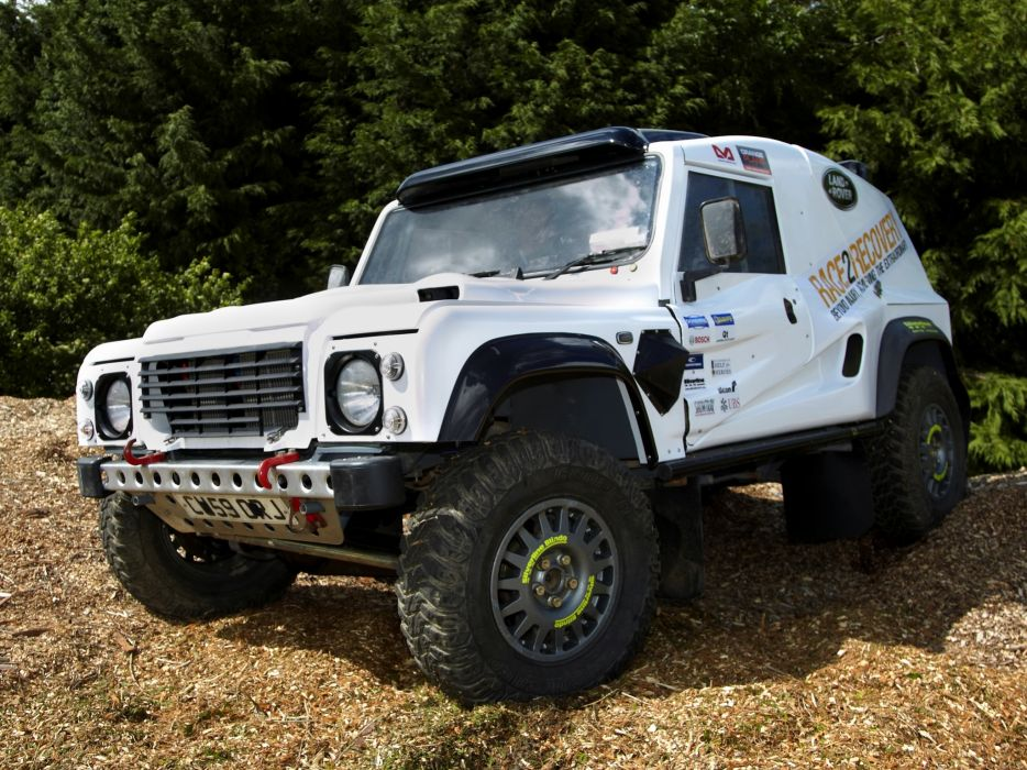 2013 Race2Recovery Q-T Wildcat DKR500 race racing offroad 4x4 wallpaper