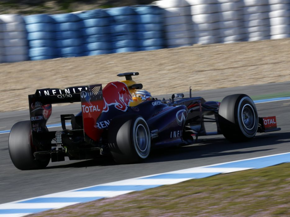 2013 Red Bull RB9 Formula One race racing wallpaper