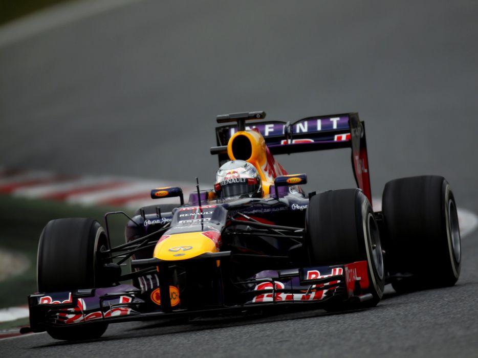 2013 Red Bull Renault Infiniti RB9 Formula One race racing   hh wallpaper