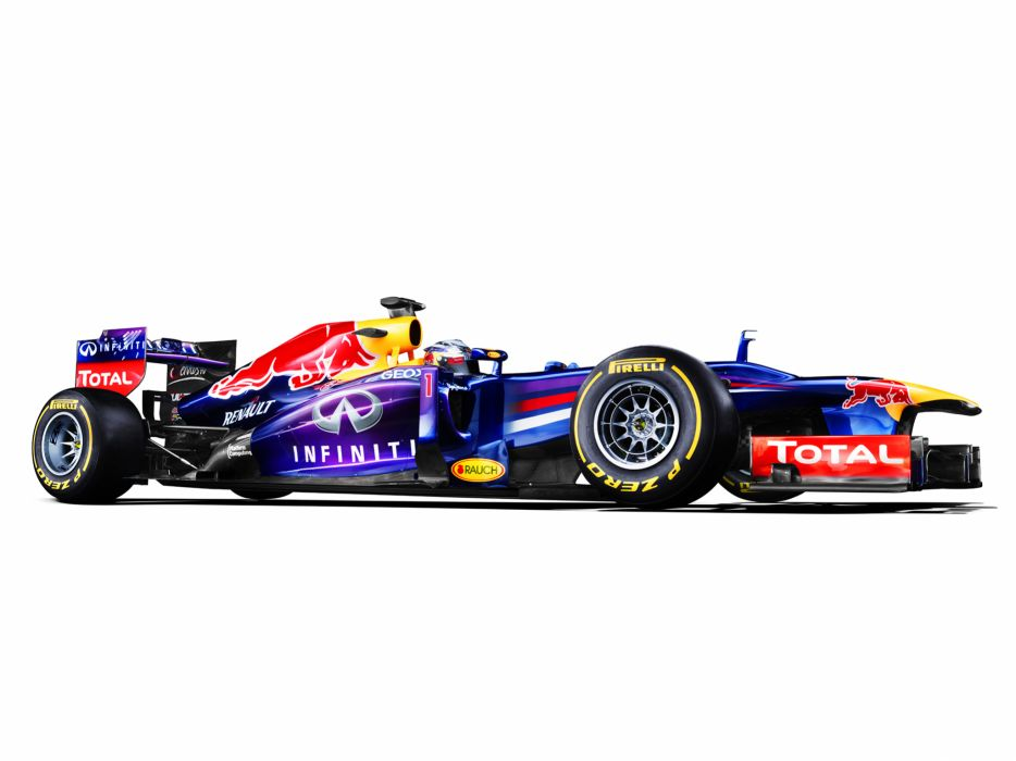 2013 Red Bull Renault Infiniti RB9 Formula One race racing a wallpaper