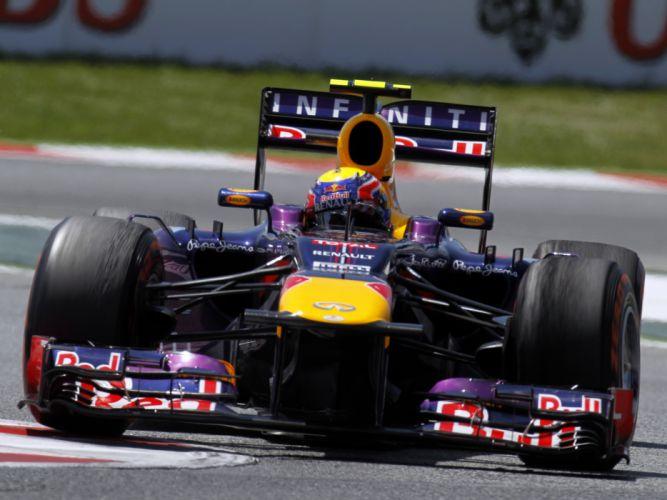 2013 Red Bull Renault Infiniti RB9 Formula One race racing n wallpaper
