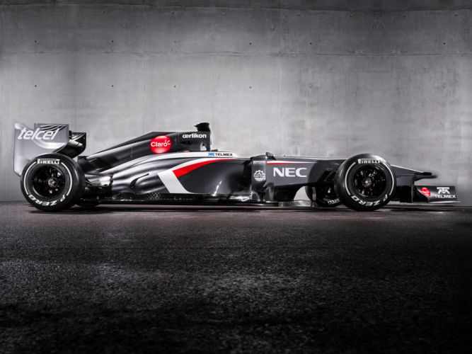 2013 Sauber C32 Formula One race racing gh wallpaper