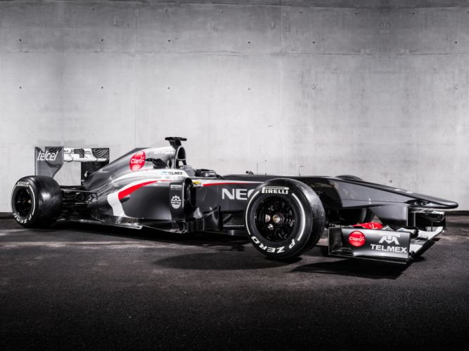 2013 Sauber C32 Formula One race racing wallpaper