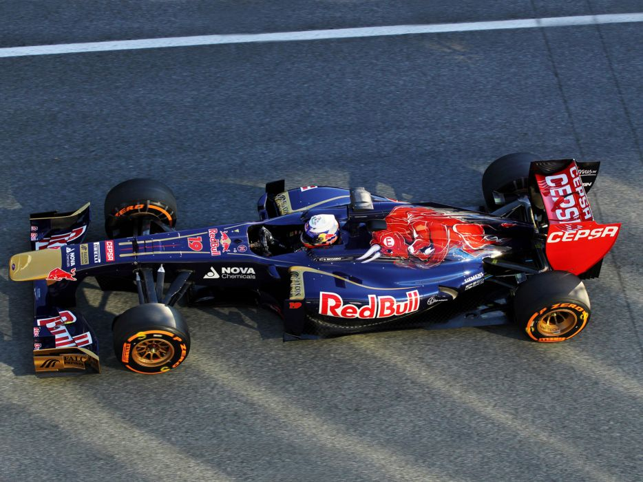 2013 Toro Rosso STR8 Formula One race racing    f wallpaper