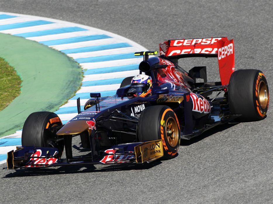 2013 Toro Rosso STR8 Formula One race racing q wallpaper