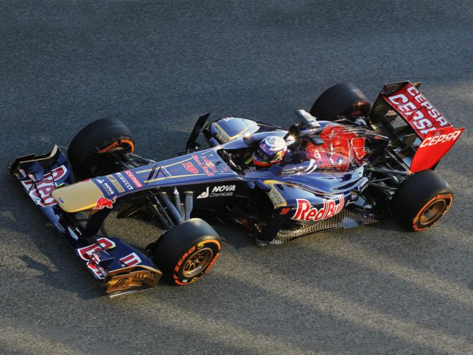 2013 Toro Rosso STR8 Formula One race racing f wallpaper