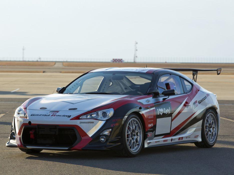 2013 Toyota G-T 8-6 24-hour Nurburgring race racing wallpaper
