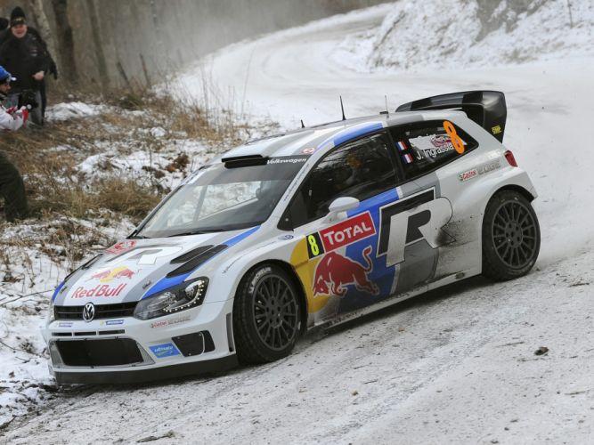 2013 Volkswagen Polo R WRC Typ-6R race racing polo-r g wallpaper