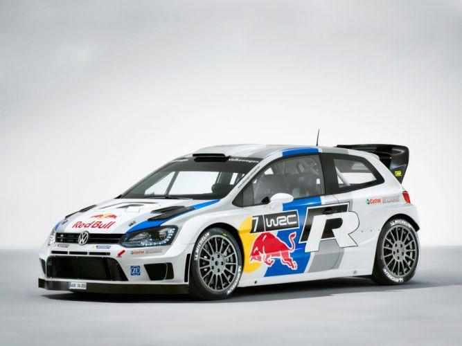 2013 Volkswagen Polo R WRC Typ-6R race racing polo-r w wallpaper