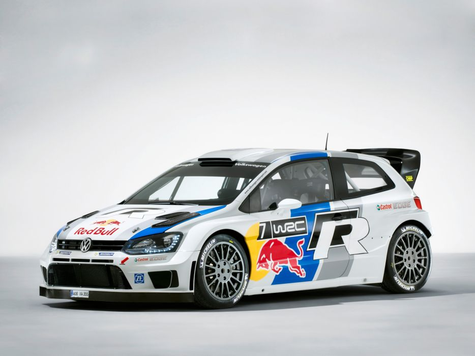 2013 Volkswagen Polo R WRC Typ-6R race racing polo-r w wallpaper