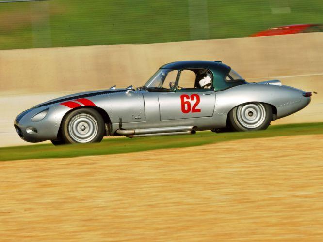 Jaguar Select Edition E-Type Roadster race racing ge wallpaper